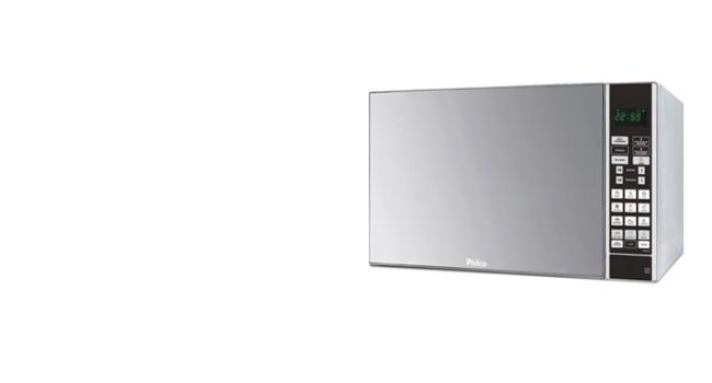 Micro-ondas Philco PMEG35 - 27 Litros - Espelhado