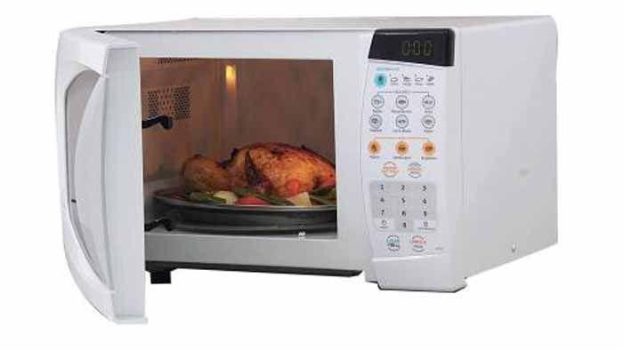 Vantagens de cozinhar com o Microondas